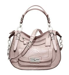 Morning, noon and night, this sleek satchel will work overtime for your look.SHOP NOW: Coach Embossed Python Satchel, $798