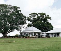 These charming country homes take design cues from their stunning surrounds, embracing natural materials and Australian country style. Modern Country, Country Style, Country Homes, Queenslander House, Restored Farmhouse, Homestead House, Old Fireplace, Modern Farmhouse Interiors, Swimming Pools Backyard