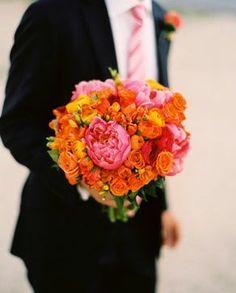 pink/orange love