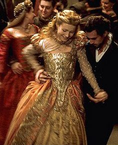 """Shakespeare in Love - """"Chi sei tu, che nel buio della notte osi inciampare nei miei pensieri più profondi?"""""""
