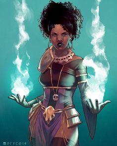 Featured artist: @pryce14  #WeAreWakanda #dee #ratqueens #imagecomics #comics…