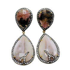 Silvesto Jaipur Rhodhonite,CZ & Pink Opal 925 Sterling Silver Gold Plated Earrings Jewelry PG 4477 Silvesto Jaipur http://www.amazon.com/dp/B01BN9PBD2/ref=cm_sw_r_pi_dp_vtXVwb0N4EWQA