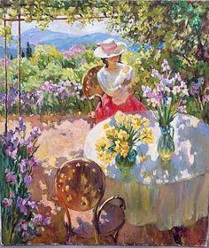 Stanislav Fomenok - In der Gartenlaube #2