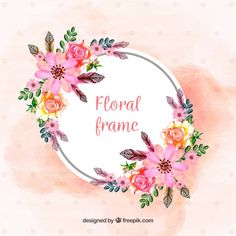 More than a million free vectors, PSD, photos and free icons. Exclusive freebies and all graphic resources that you need for your projects Watercolor Design, Floral Watercolor, Album Book, Printable Paper, Screen Wallpaper, Vintage Paper, Clip Art, Hand Painted, Graphic Design