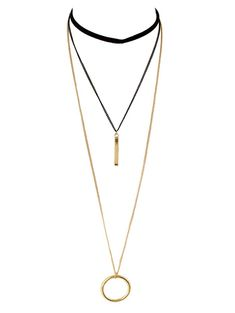 SHARE & Get it FREE | Bar Circle Layered NecklaceFor Fashion Lovers only:80,000+ Items • New Arrivals Daily • Affordable Casual to Chic for Every Occasion Join Sammydress: Get YOUR $50 NOW!