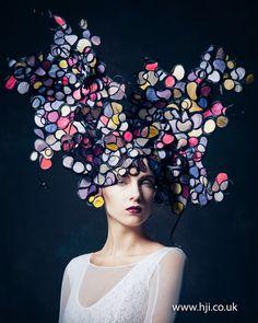 Tomomi Naito – 2013 Avant Garde Hairdresser of the Year Winner ...