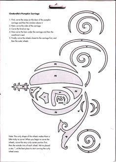 Disney Princess Pumpkin Carving Templates  Disney Crafts