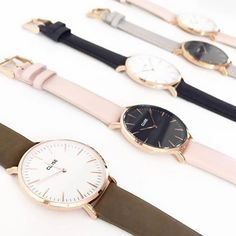 CLUSE sur Instagram : Rose gold collection by @xcuseme.nl #CLUSE #watch…