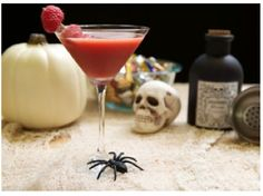 Halloween Party Entertaining – Cocktails