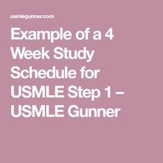 Mastering mnemonics sorting out those damn signaling pathways for example of a 4 week study schedule for usmle step 1 usmle gunner fandeluxe Choice Image