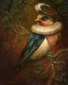 The Swallow by *PinkParasol