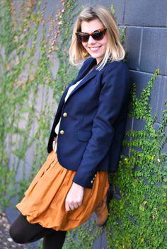 Work Wear - The Chic Burrow - Austin Fashion Blog // Charlottesville Fashion Blog