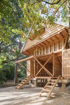 Tiago do Vale Arquitectos, João Morgado  · The Dovecote-Granary