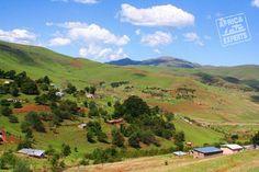 Etelä-Afrikan kiertomatkalla