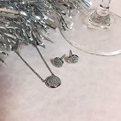 It's your time to shine with this stunning matching @Linksoflondon necklace and earrings (featured items: S101598, S101600) #beaverbrooks #LinksofLondon #partyseason #timetoshine #winterstyle #partystyle #refresh #style #beaverbrooks #necklace #earrings #accessory #winterinspiration #styleinspo #stylegram #styleinspiration