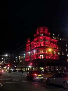 Edinburgh - House of Fraser department store on Princes Street.  Similar to Macys.  Chain is located throughout Britain.