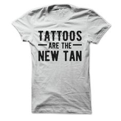 Tattoos Are The New Tan