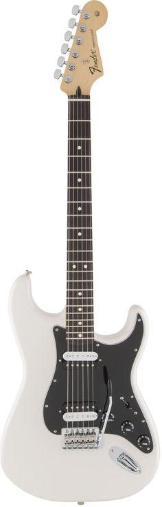 Fender Standard Stratocaster HH Electric Guitar