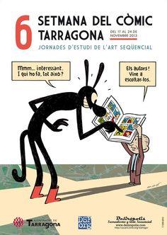6º Semana del Cómic de Tarragona