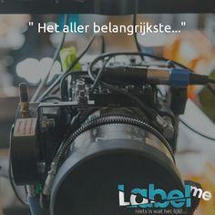 Wat moet je zonder camera..? #LabelMeFilm #making_of MEER_WETEN? #LMF Headset, The Creator, Identity, Headphones, Electronics, Headpieces, Headpieces, Hockey Helmet