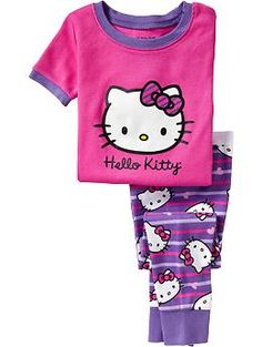 Hello Kitty® PJ Sets for Baby / OLD NAVY