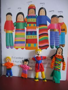 mes_poup_es_tracas_002 Activities For Kids, Crafts For Kids, Album Jeunesse, Cycle 3, Annie, Ps, Alphabet, Couture, Halloween