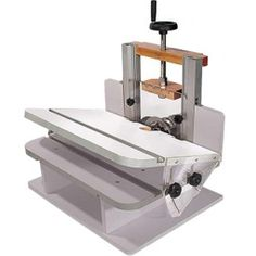 Tilting Table Top accessory for MLCS Horizontal Router Table: