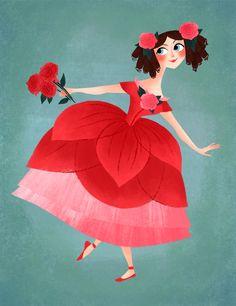 Princess ABC Flash Cards | brigette.b