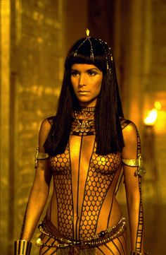 The Mummy Returns - Patricia Velásquez as Anck-Su-Namun