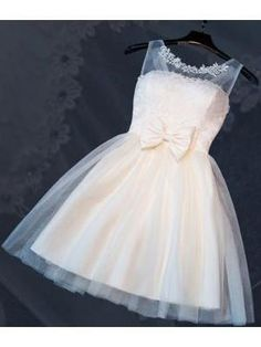 Bowknot Homecoming Dresses, Champagne A-line/Princess Homecoming Dresses, Short Champagne Prom Dresses, 2017 Homecoming Dress Cheap Champagne Bowknot Short Prom Dress Party Dress Champagne Homecoming Dresses, Cheap Homecoming Dresses, A Line Prom Dresses, New Wedding Dresses, Prom Party Dresses, Quinceanera Dresses, Bridesmaid Dresses, Dress Party, Vestidos Color Blanco