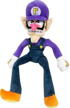 Little Buddy - Super Mario Plush Figure - Styles May Vary Super Mario Room, Super Mario All Stars, Mario Toys, Mario Bros., Half Shell Heroes, Teen Titans Go Robin, Diddy Kong, Nintendo Characters, Super Smash Bros