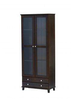 Vitriini Sandy | Uuttakotiin.fi China Cabinet, Storage, Furniture, Home Decor, Purse Storage, Decoration Home, Chinese Cabinet, Room Decor, Larger