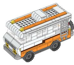 cool lego things to build