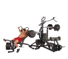212e71d8297 SBL460P4 - Freeweight Leverage Gym - Body-Solid Fitness At Home Workouts