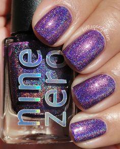 Nine Zero Lacquer Concord // www.kelliegonzo.com