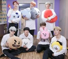bts doll toys for children Soft plush girls stuff stuffed animals Anime Pil. bts doll toys for children Soft plush girls stuff stuffed animals Anime Pillow Rabbits TATA VA Namjoon, Seokjin, Bts Bangtan Boy, Bts Jimin, Taehyung, Bts Aegyo, Jhope, Foto Bts, Bts Boys