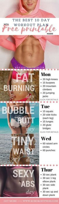Looking for a home workout plan that is easy and clear? Use this one because it's the best one and it works