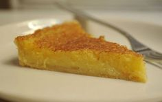 Lazy Mary's Lemon Tart People who taste this smooth, fragrant tart won't believe that it contains a whole lemon, rind and all Citrus Recipes, Tart Recipes, Sweet Recipes, Whole Food Recipes, Cooking Recipes, Vitamix Recipes, Simple Recipes, 13 Desserts, Quick Easy Desserts