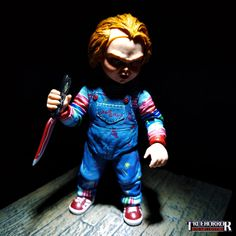 "Over the years collectors and horror fans alike have had a plethora of Chucky merchandise to choose from. Action figure versions of the infamous killer doll have been a mixed bag. One big and valid question everyone seems to have is ""How hard is it to recreate a toy in toy form?"" Well while there have been some expensive versions that are pretty accurate, there has yet to be an affordable 7inch scale action figure version that really did Chucky justice…until now.  NECA's ""Ultimate"" line of…"