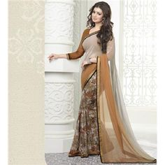 Saiveera New Arrival Ayesha Designer Floral Printed Georgette Casual Wear Saree/sari Saiveera Fashion Is a Best Manufacturer, Exporter,Wholesaler, As well as Best and dealer,Retailar Of Designer,Embroidery Wedding Sari,Kids Lahenga Choli,Salwar Suit,Dress Material,etc.in surat Textile Market. Also Mainly Focus On Style,Choice,Fabric. So Saiveera Fashion Also Made Designer, Printed, Cotton,Fancy,Kurtis,Saree,Embroidery ,Wedding, Partywear,For More Query Please Call Or Whatsapp- +91-8469103344