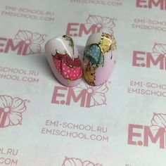 "190 отметок «Нравится», 3 комментариев — EMi Official (@emi_official_world) в Instagram: «Welcoming the fall season together with the new course ""Autumn Manicure"" This course combines…»"