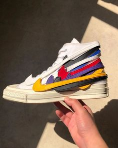 Complex Sneakers on Twitter: Captain Marvel has her own