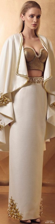 Maison Lilly and Billy Couture Spring 2016