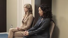 Grey's Anatomy, 8-21: Moment of Truth   Cristina: Yeah I'd leave you too. There are phones, you know. / Meredith: Oh, you hate the phone! / Cristina: I know I do. But, I mean I don't have to like it.