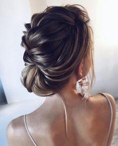 Vintage Wedding Hair Tonyastylist Long Wedding Hairstyles and Wedding Updos Thin Hair Updo, Hairdo For Long Hair, Prom Hairstyles For Long Hair, Prom Hair Updo, Bridal Hair Updo, Holiday Hairstyles, Vintage Hairstyles, Updo Hairstyle, Braid Hairstyles