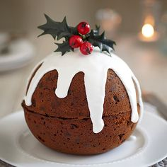 Christmas Chocolate Cake recipe - From Lakeland