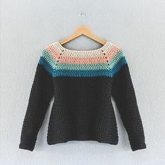 jersey terminado by lehandmade, via Flickr Ravelry