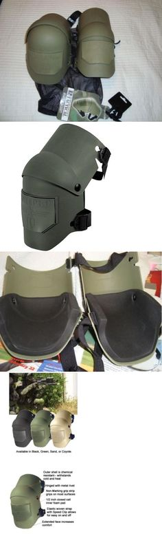 Gloves and Pads 43616: Pro Flex Knee Pads - Military Tactical Hunting Kneepads Work Tiling Construction -> BUY IT NOW ONLY: $34.55 on eBay!