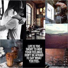 Moodboard l Don't be afraid to say what you feel by Pure Style interieur l styling