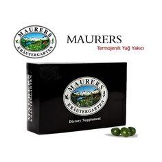 Yağ Yakıcı Zayıflama Kapsülü Maurers Forte Termojenik